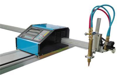 Made në sistemin e plazmës plazma plazma plazma dhe prerës tavoline prerja e makinës CNC plazma metalike