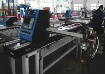 Detyra e rëndë 60A 8mm pjatë çeliku 6mm metal alumini bordit JX-1325 makinat e prerjes plazma bakrit