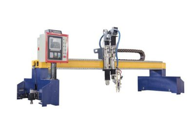 Makineria e prerjes së tubave plazma me kosto të ulët CNC në magazinë
