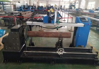 CNC makine prerja plazma me krevat tavoline uji