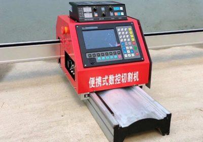 Shitje me kosto të ulët me kosto të ulët CNC plazma prerja makine