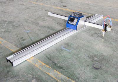 Tabela CNC për prerjen e tavolinës për çelik inox / çeliku / pllakë bakri