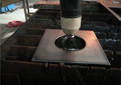 Furnizimi i fabrikës 2000 * 3000mm 2030 cnc plazma prerëse makine për tub