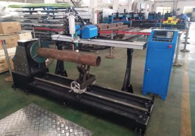 Produkt i ri portativ CNC plazma çelik tub çeliku prerja makine