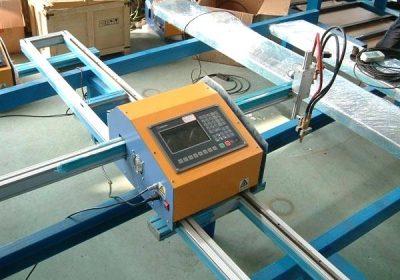 Prerja e tavolinës profesionale të flakës CNC me çmimin e fabrikës