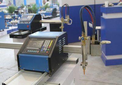 Të dyja fletët metalike dhe metalike CNC prerje makinë, me të dy prerja plazma dhe pishtar prerja oxy-karburantit
