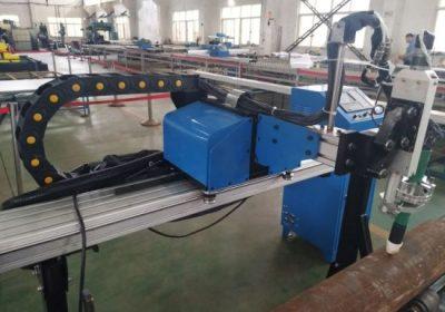 Prerja e tubave CNC plazma makine për çelik metal çeliku inox