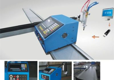 mini çeliku metal CNC prerja plazma makine / 6090 kushineta / auto pjesë prestar plazma