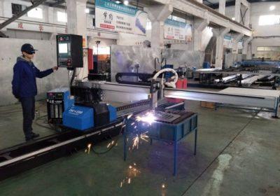 CNC makina portative plazma flaka prerja makine nga Kina me çmimin e fabrikës