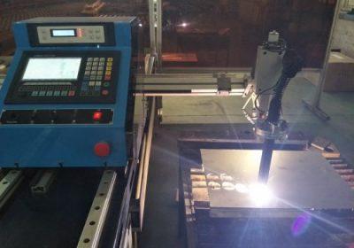 Tub metalik i karbonit CNC tub plazma prerja makine