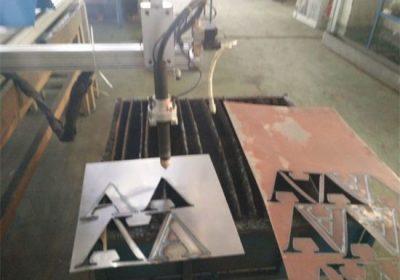 Çmimi i fabrikës 1530 makina për prerjen e plazmës çeliku çeliku të karbonit çeliku fletë hekuri prerëse cnc plazma në magazinë